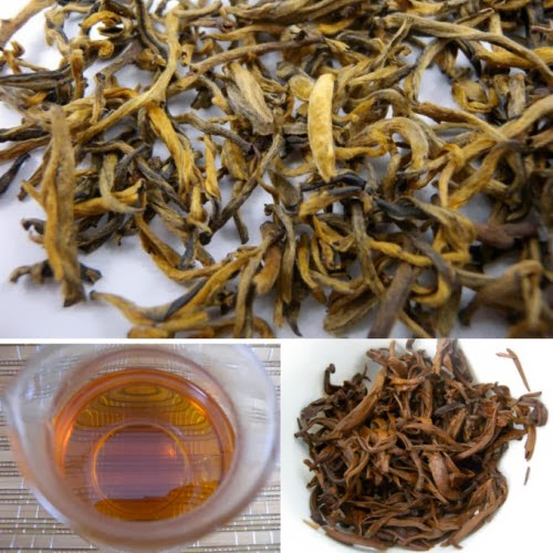 2011 Spring Imperial Yunnan Fengqing Golden Buds Black Tea