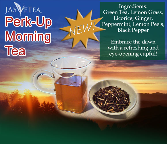 A new addition to our line of Wellness Teas!