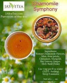 Chamomile Symphony (Caffeine Free)