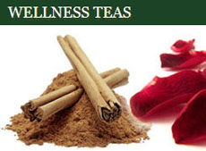 Browse Our Wellness Teas & Herbals