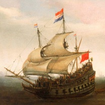 Dutch-Sailing-Ship