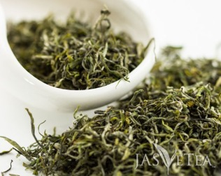 Wild Green Tea #4 - click to see details